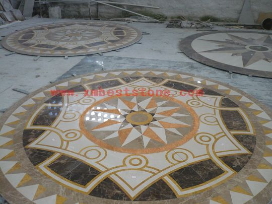 Waterjet medallion(4)
